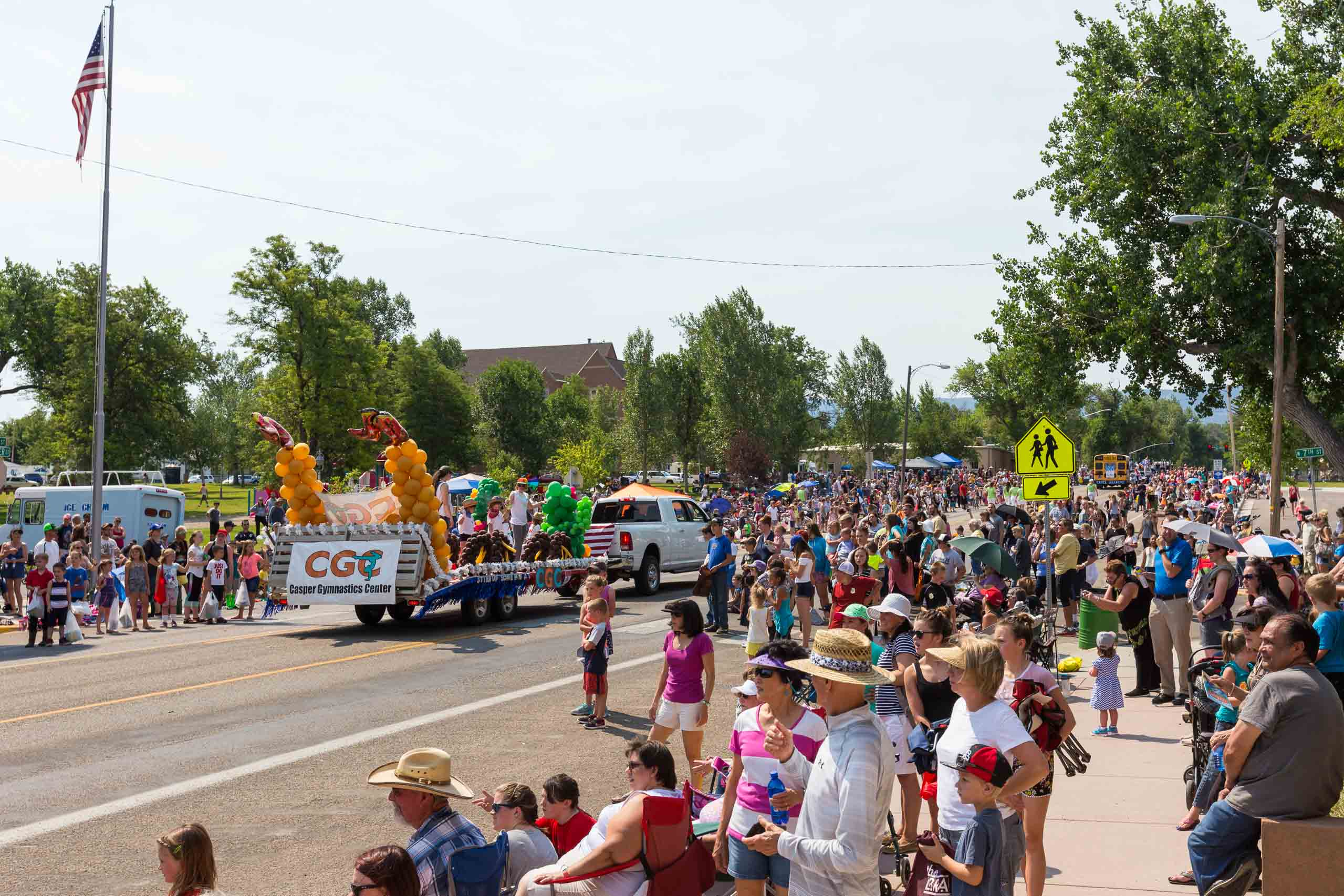Parade 28 Downtown Development Authority Of Casper Wyoming
