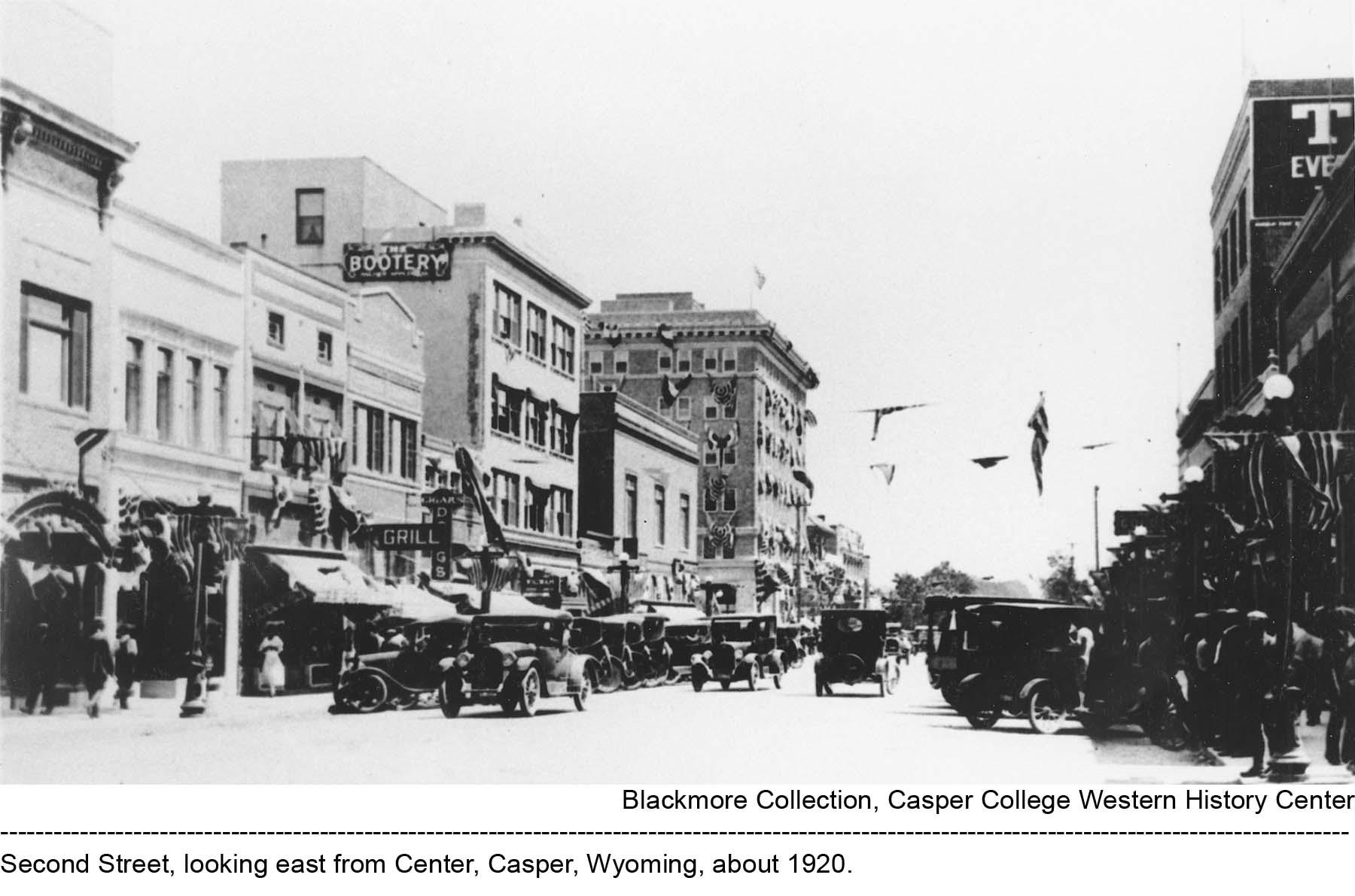 History   Downtown Development Authority of Casper, Wyoming