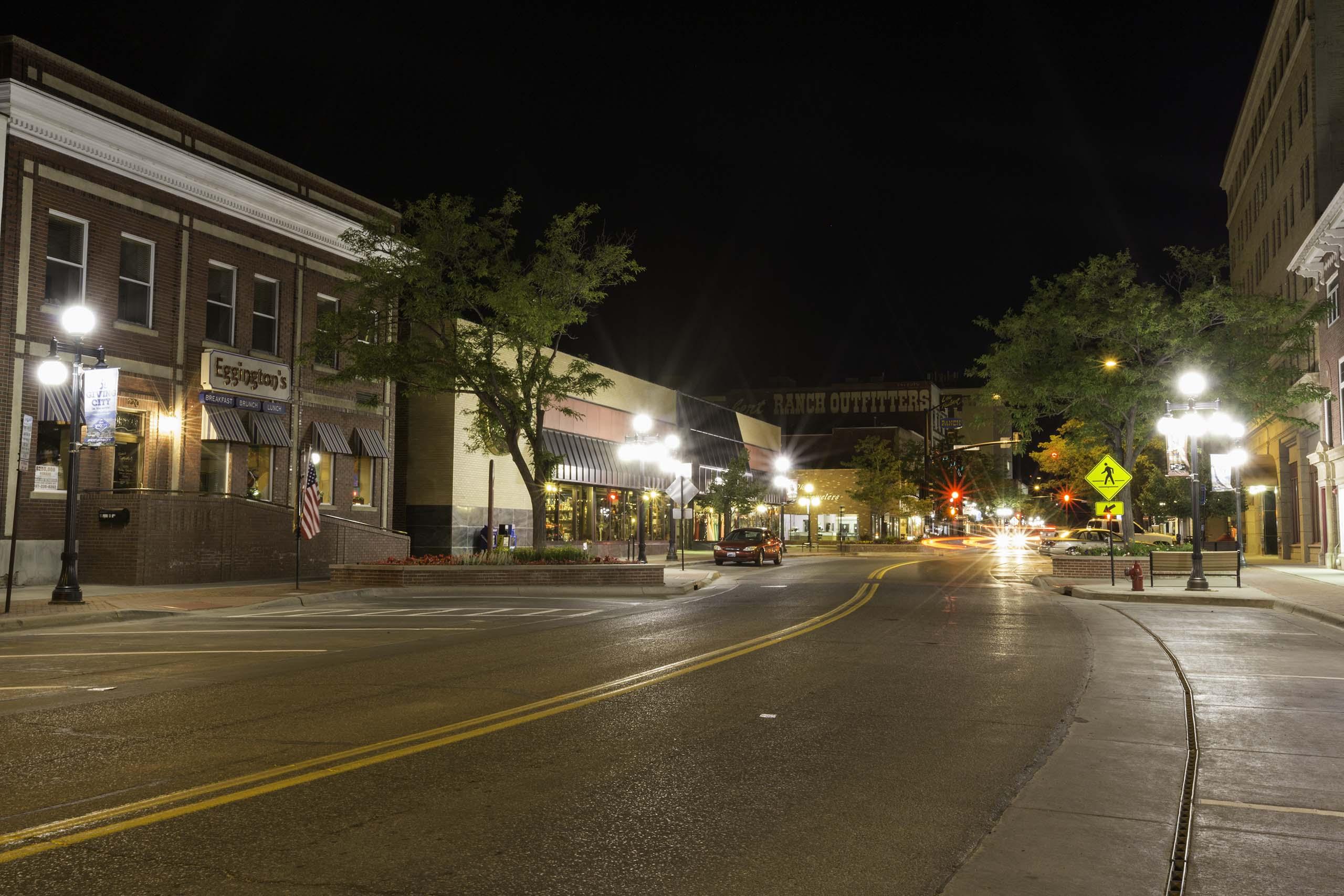 Downtown Casper Nighttime Downtown Development Authority
