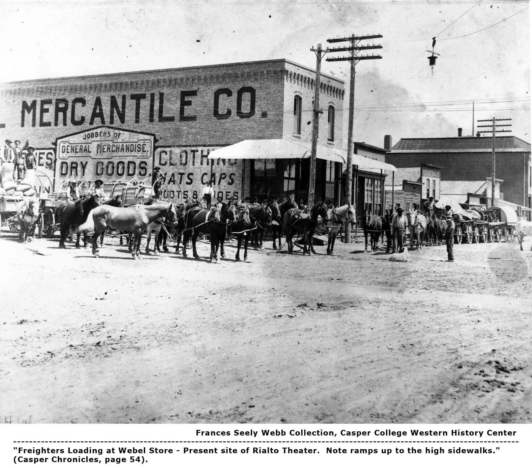 Old Town Casper | Downtown Development Authority of Casper, Wyoming